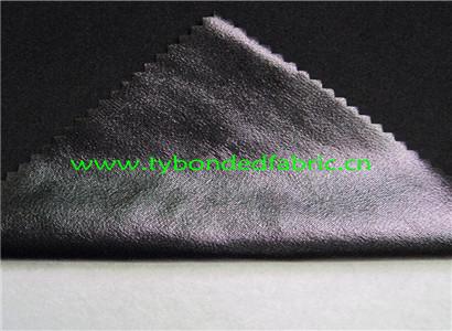黑色涤纶佳积布复合TPU防水透湿透明膜